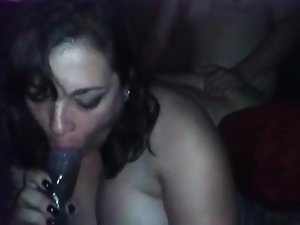 Husband treats bbw wife with bb 1fuckdatecom