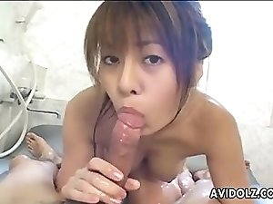 Asian masseuse rides and grinds 1fuckdatecom